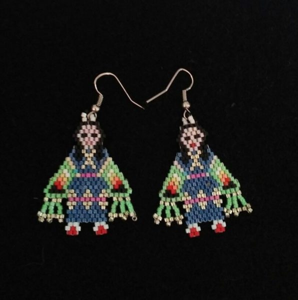 jewelry teardrop earrings main diy tutorial unleashed crafts beading beaded