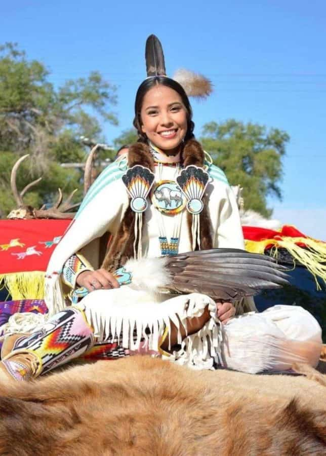 Next Miss Indian World Maybe Miss Shoshone Bannock
