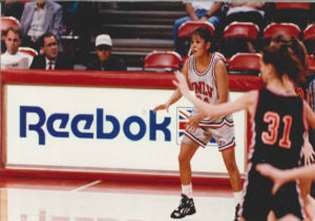 UNLV Hall of Fame Inducting Three-Point Shooting Great Gwynn Grant
